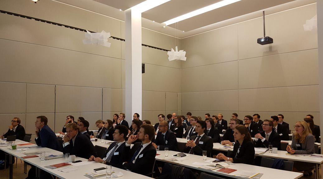 Das IKartR der HHU Düsseldorf veranstaltete Ende September das 1. Düsseldorfer Doktorandenseminar im Kartellrecht. Auf D'Kart gibt es Impressionen davon.