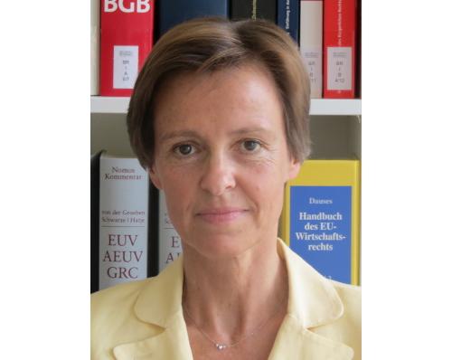 Prof. Dr. Petra Pohlmann, Westfälische Wilhelms-Universität Münster