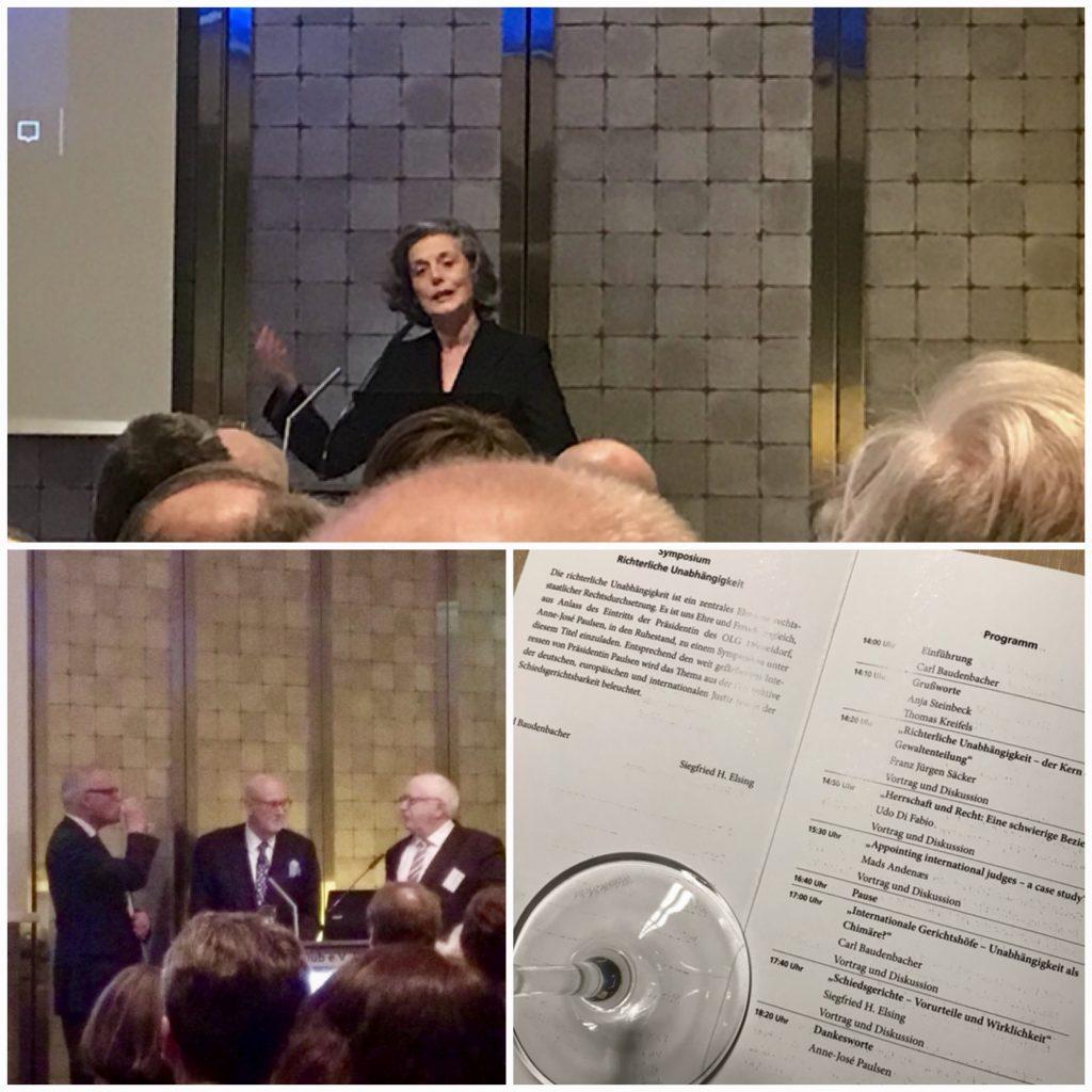 Symposium im Oberlandesgericht Düsseldorf