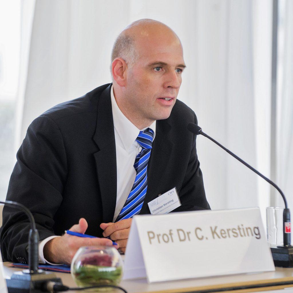 Professor in Düsseldorf - und das bleibt er auch.