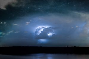 Sturm beim Deutschen Wetterdienst